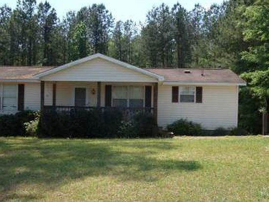 2416 Grandview Dr NE, Milledgeville, GA 31061
