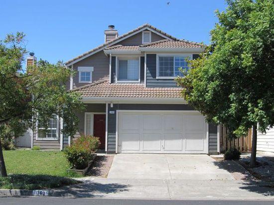 1363 Driftwood Cir, Fairfield, CA 94534