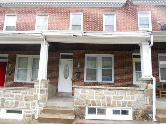 3134 Ellerslie Ave, Baltimore, MD 21218