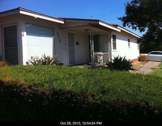 6312 Montezuma Rd, San Diego, CA 92115
