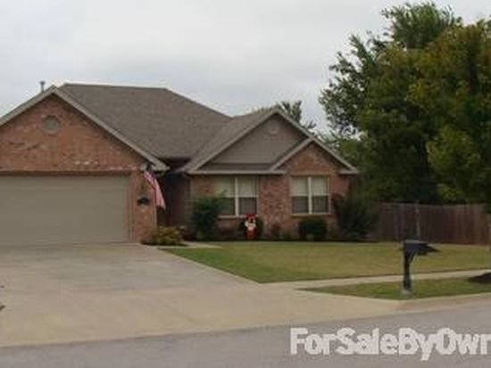 3492 W Clearwood Dr, Fayetteville, AR 72704