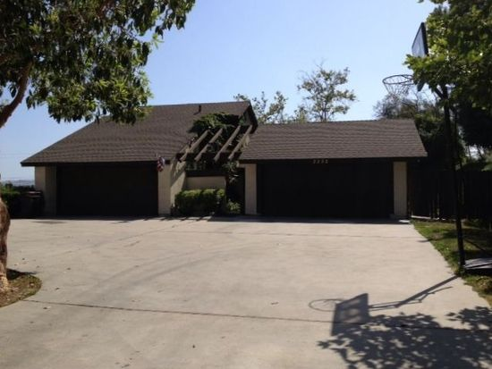 2332 Gehrig St, West Covina, CA 91792