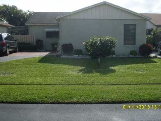 5663 Mirror Lakes Blvd, Boynton Beach, FL 33472