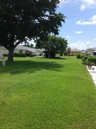 7224 W Oakridge Cir, Lantana, FL 33462