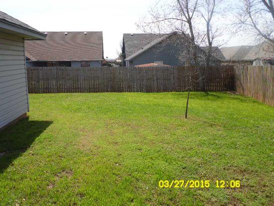 4010 SW Hickory Ln, Lawton, OK 73505