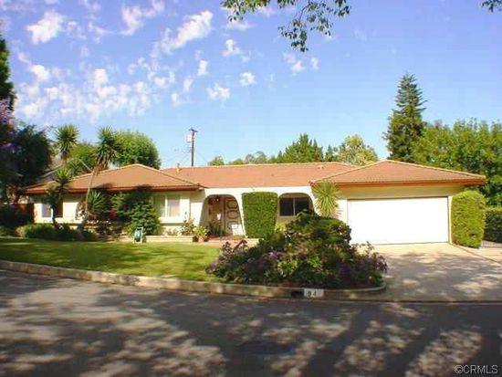 94 S Sunnyside Ave, Sierra Madre, CA 91024