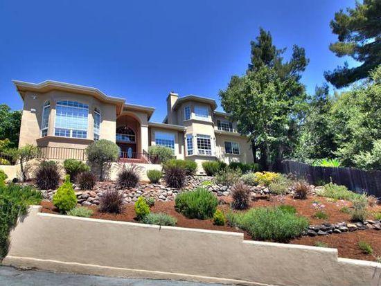 3366 Oak Knoll Dr, Redwood City, CA 94062