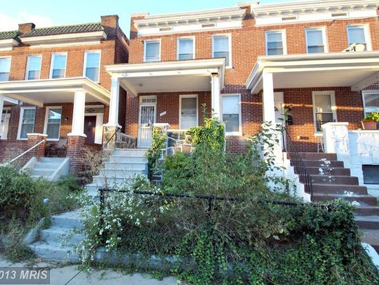 644 Dumbarton Ave, Baltimore, MD 21218