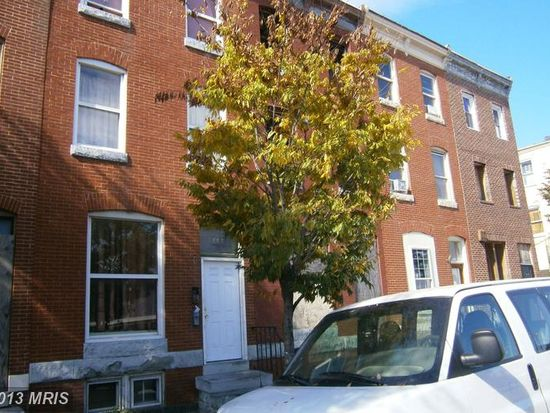 2462 Greenmount Ave, Baltimore, MD 21218