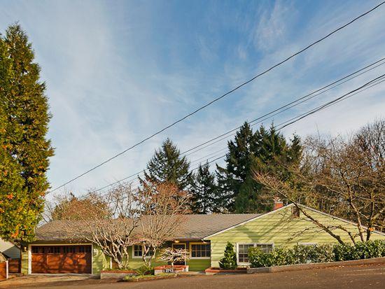 2712 SW Patton Ct, Portland, OR 97201