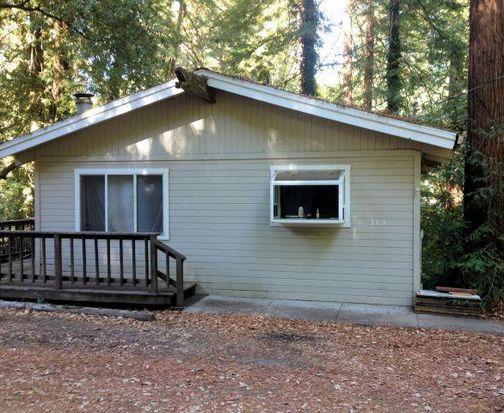 160 Brier Dr, Boulder Creek, CA 95006