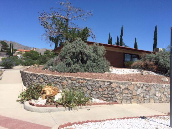 6412 Westwind Dr, El Paso, TX 79912