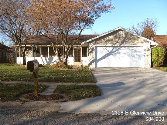 2328 E Glenview Dr, Terre Haute, IN 47802