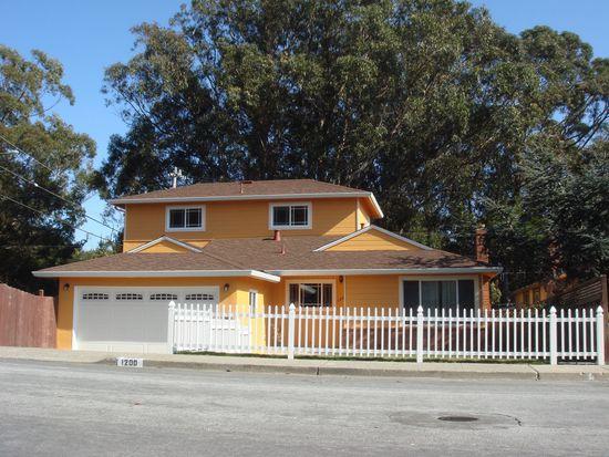 1200 Claremont Dr, San Bruno, CA 94066