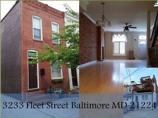 3233 Fleet St, Baltimore, MD 21224