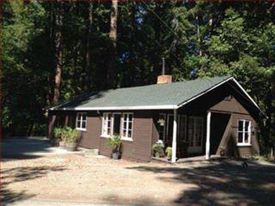 717 Memory Ln, Boulder Creek, CA 95006