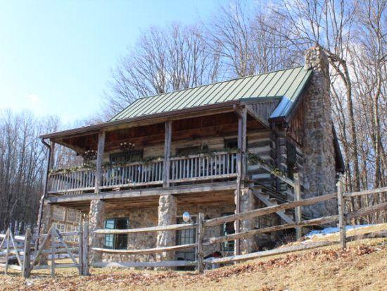 983 Cline Rd, Rural Retreat, VA 24368