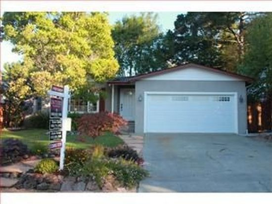 2804 Ponce Ave, Belmont, CA 94002