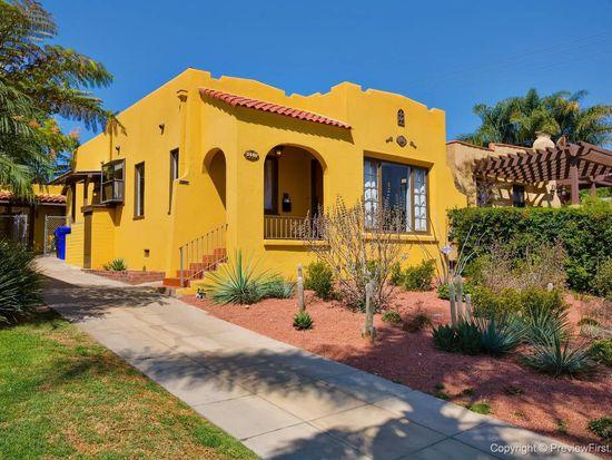 3440 Arizona St, San Diego, CA 92104