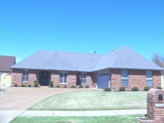 3817 Thistle Knoll Cv, Memphis, TN 38135