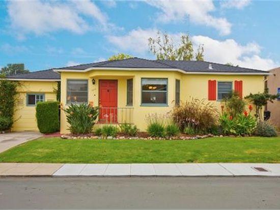 3576 Park Villa Dr, San Diego, CA 92104