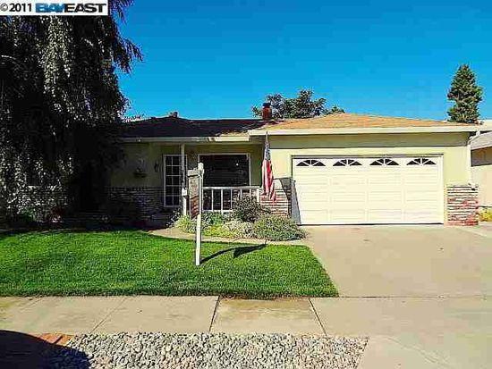 1133 Hillcrest Ct, Livermore, CA 94550