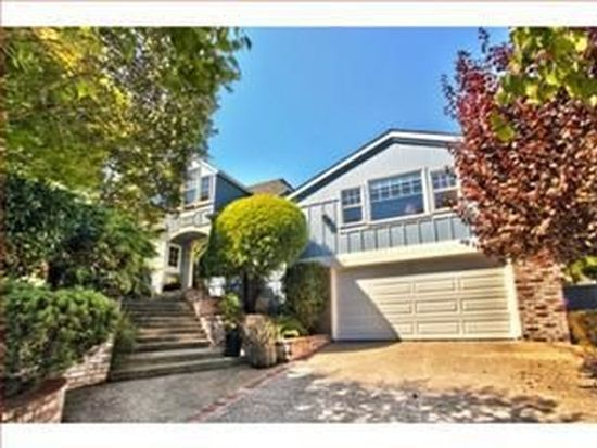 2112 Shirley Rd, Belmont, CA 94002