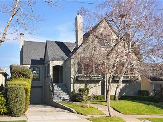 1416 Montero Ave, Burlingame, CA 94010