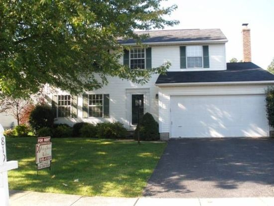 819 Summertree Ln, Westerville, OH 43081