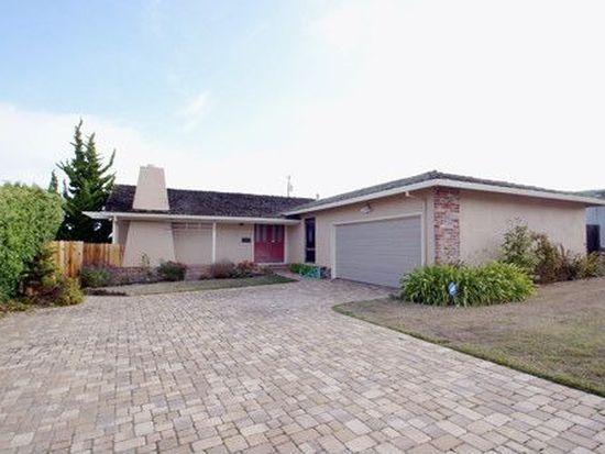 1064 Crestview Dr, Millbrae, CA 94030