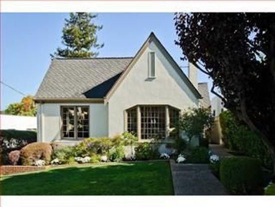 1424 Vancouver Ave, Burlingame, CA 94010