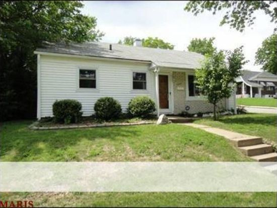 1433 Sproule Ave, Saint Louis, MO 63139