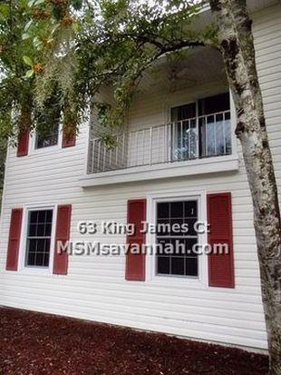 63 King James Ct, Savannah, GA 31419