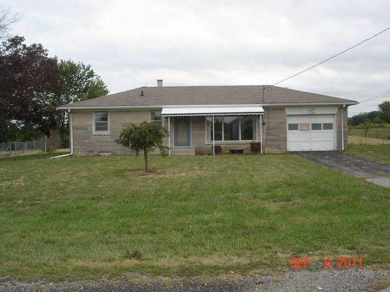 7199 N State Road 109, Wilkinson, IN 46186