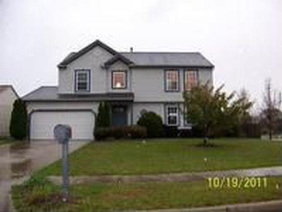 2439 Bainstone Ct, Grove City, OH 43123