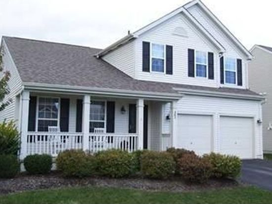 463 Mill Wind Dr, Westerville, OH 43082