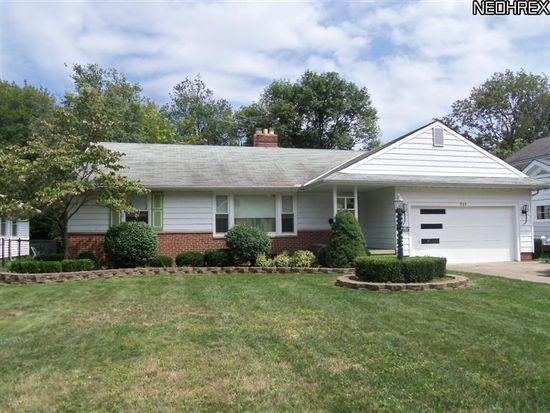 789 Kenbridge Dr, Richmond Heights, OH 44143