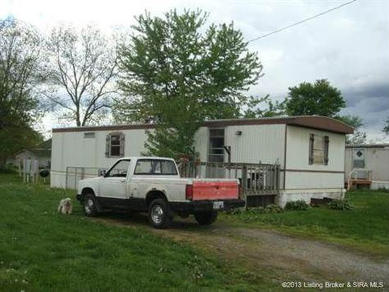 204 N East St, Campbellsburg, IN 47108