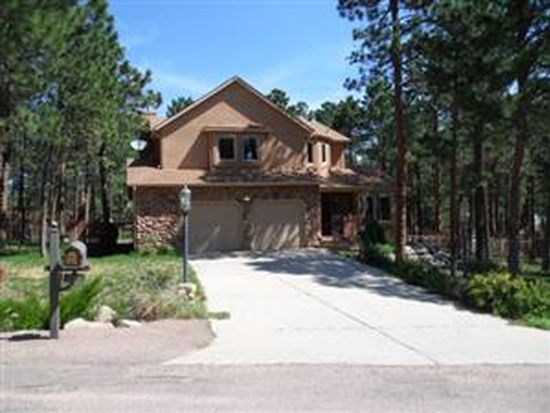 1210 Pleasant View Ln, Colorado Springs, CO 80921