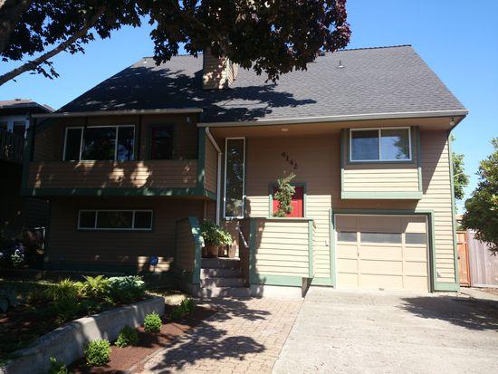 4142 52nd Ave SW, Seattle, WA 98116