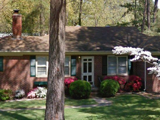 8808 Michaux Ln, Richmond, VA 23229