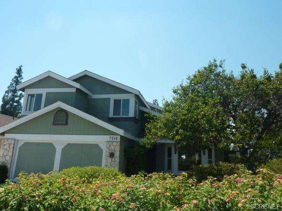 7549 Bovey Ave, Reseda, CA 91335