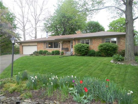 3303 Saint Jude Dr, Indianapolis, IN 46227