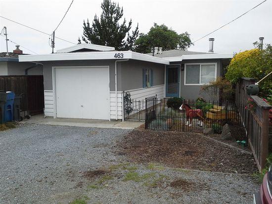 463 Filbert St, Half Moon Bay, CA 94019