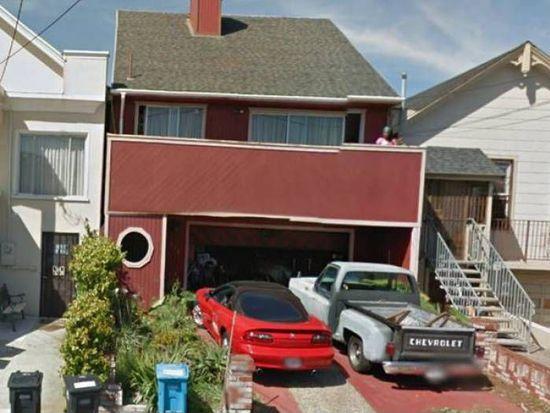 258 Sadowa St, San Francisco, CA 94112