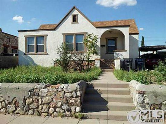2825 Frankfort Ave, El Paso, TX 79930