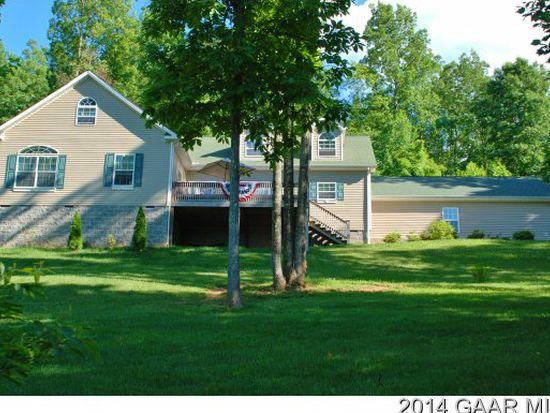 628 Reeds Gap Rd, Lyndhurst, VA 22952