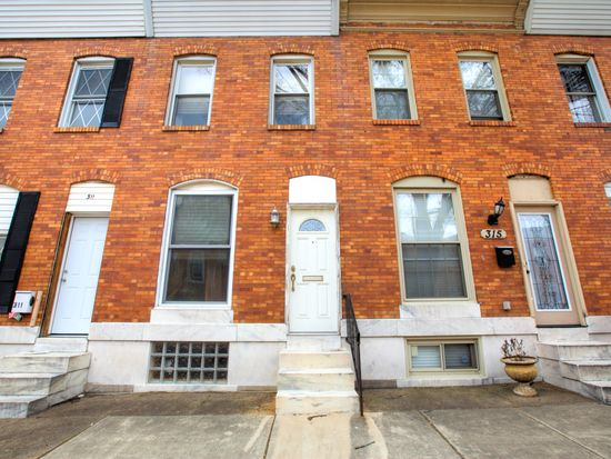 313 S Macon St, Baltimore, MD 21224