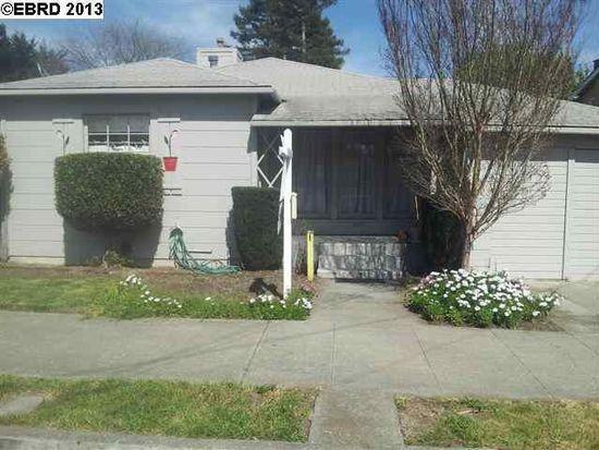 1637 Stannage Ave, Berkeley, CA 94702
