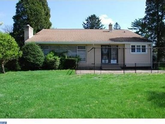 1492 Thornberry Rd, Wyncote, PA 19095